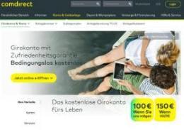 comdirect kontoführungsgebühren