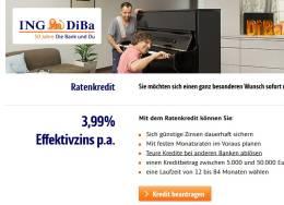 ing ratenkredit g nstiger ratenkredit der direktbank. Black Bedroom Furniture Sets. Home Design Ideas