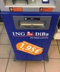 Ingdiba Bargeld Einzahlen