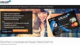 kalixa g nstige prepaid kreditkarte ohne girokonto. Black Bedroom Furniture Sets. Home Design Ideas