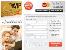 payvip kreditkarte goldcard ohne auslandsgeb hr 0. Black Bedroom Furniture Sets. Home Design Ideas